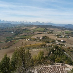 vista da Montedinove