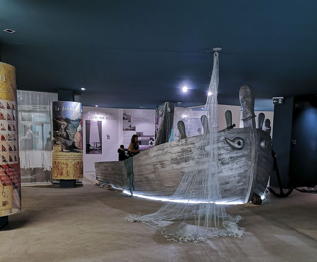 Museo del Mare di San Benedetto del Tronto copertina