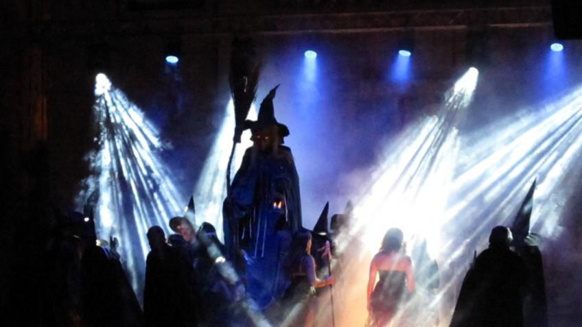 notte delle streghe e dei folletti di Montalto