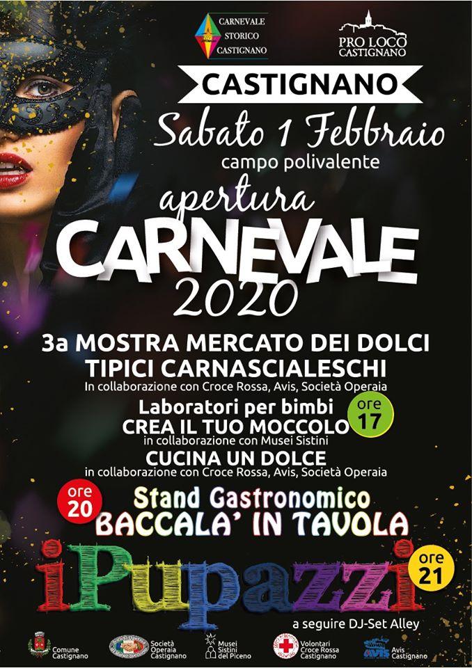 Carnevale di Castignano 2020
