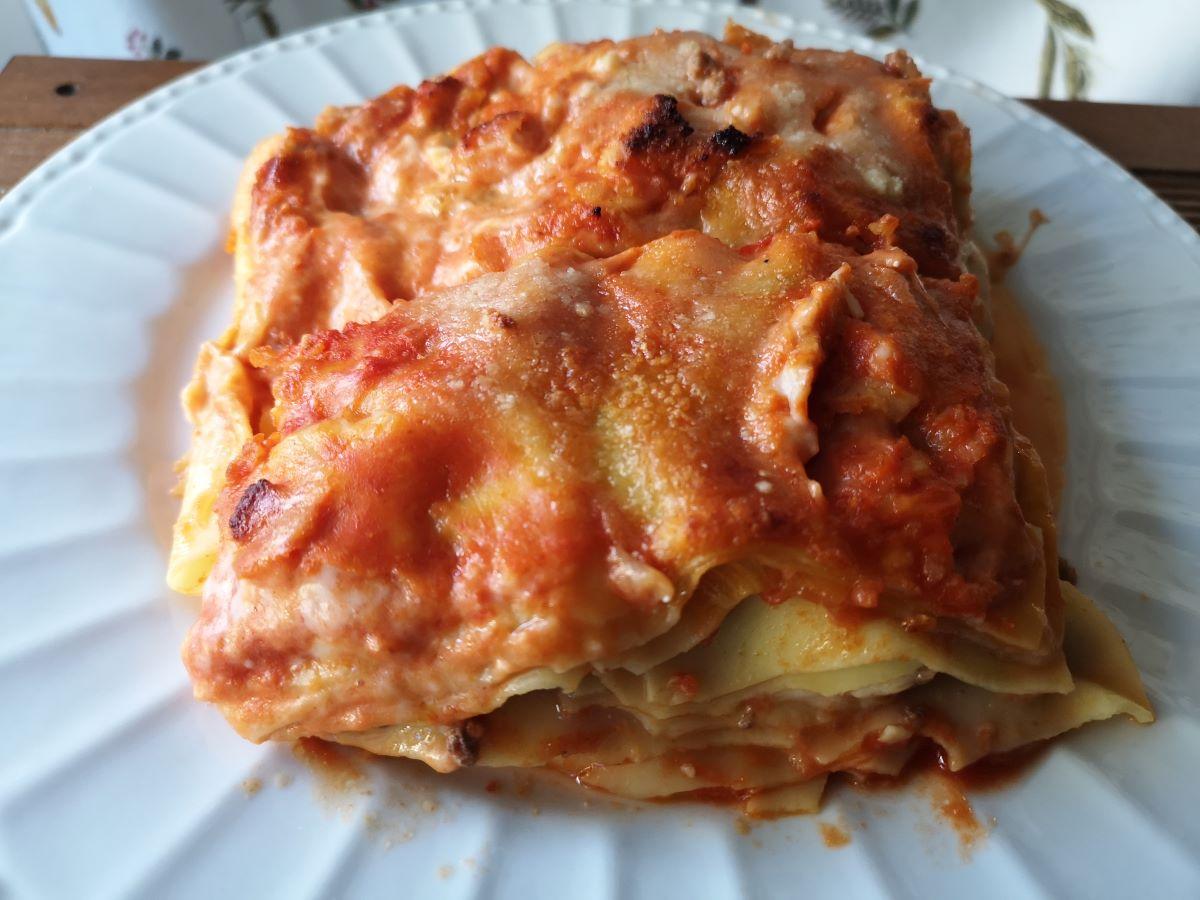 vincisgrassi piatto tipico marchigiano