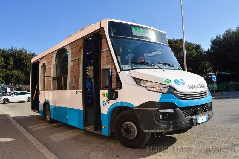 Ascoli Piceno - autobus gratuito
