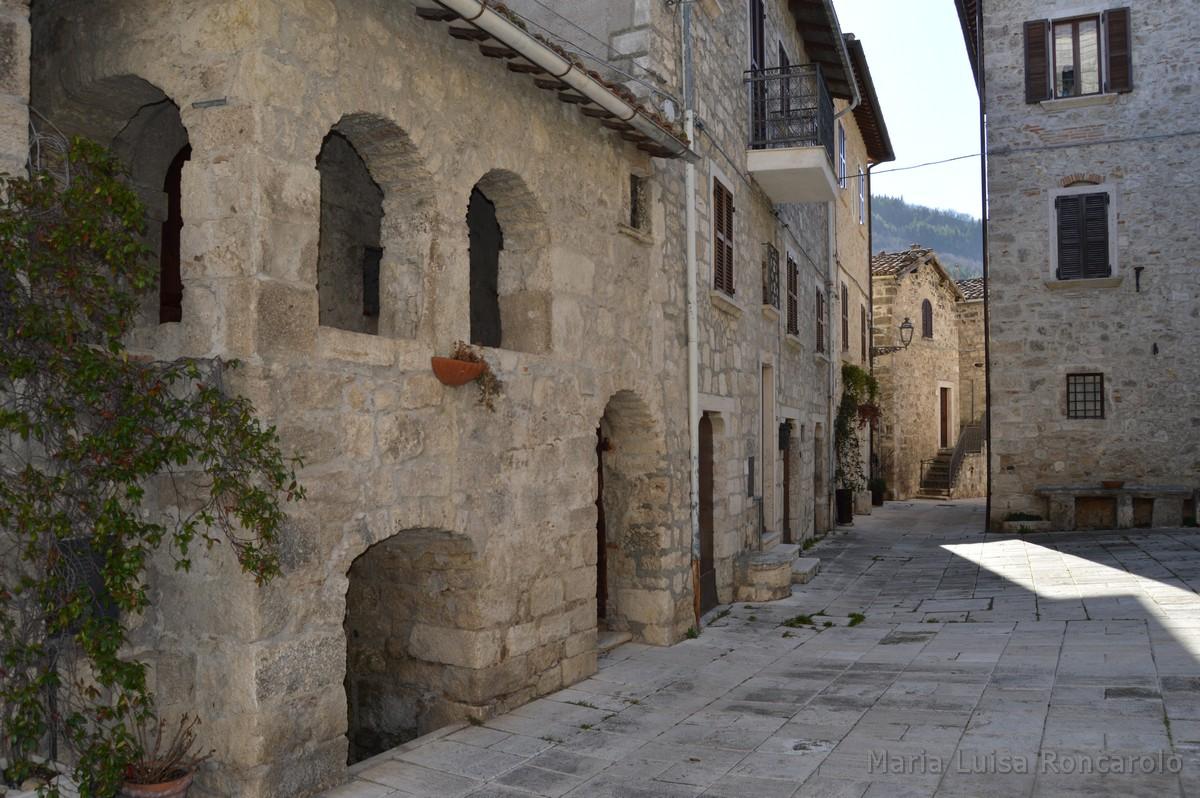 Castel Trosino - casa della regina