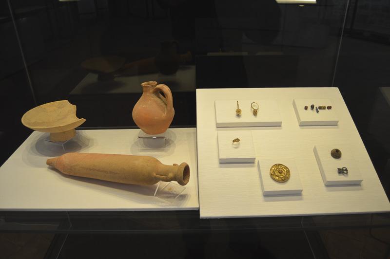 Museo dell'Alto Medioevo - antichi reperti e monili