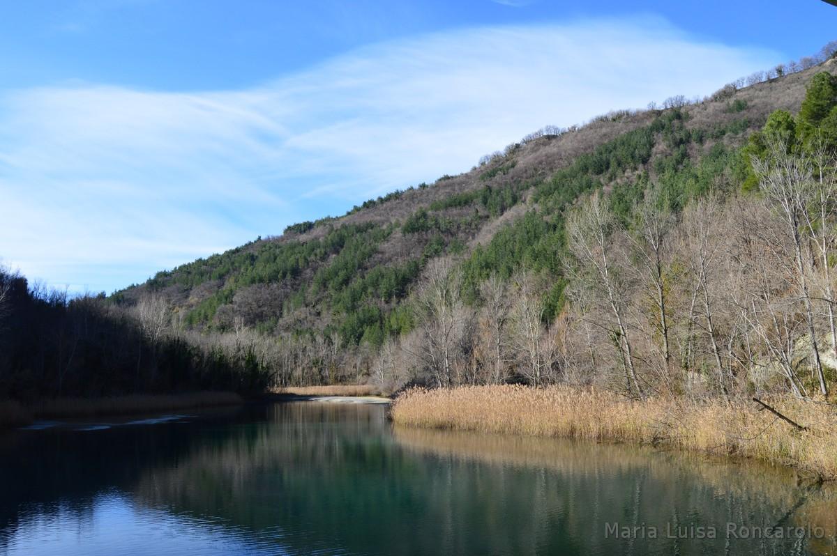 lago di Castel Trosino