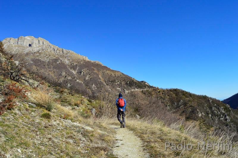 sentiero 411 del CAI - sentiero nel Piceno