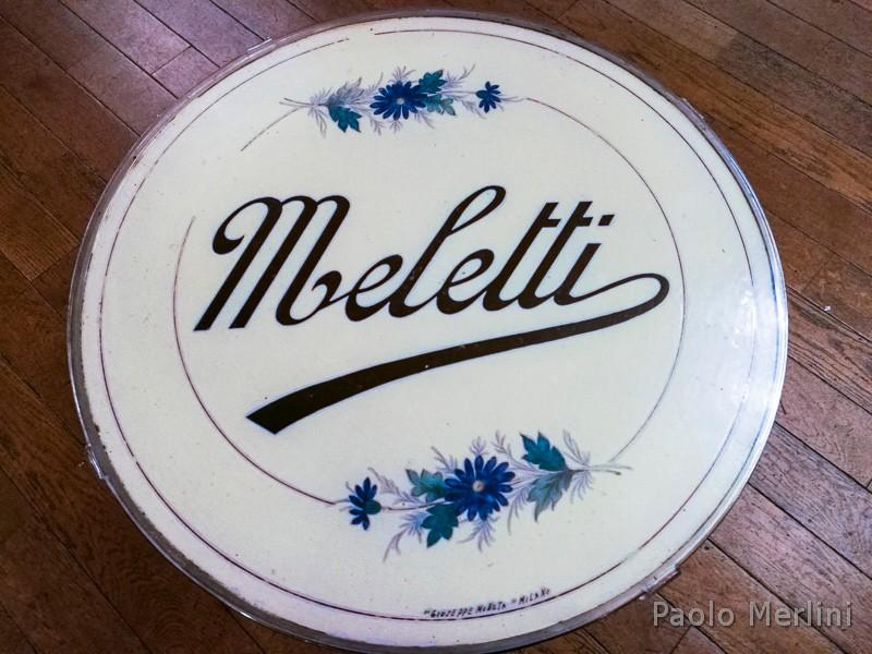 Caffè storico Meletti di Ascoli Piceno - tavolino