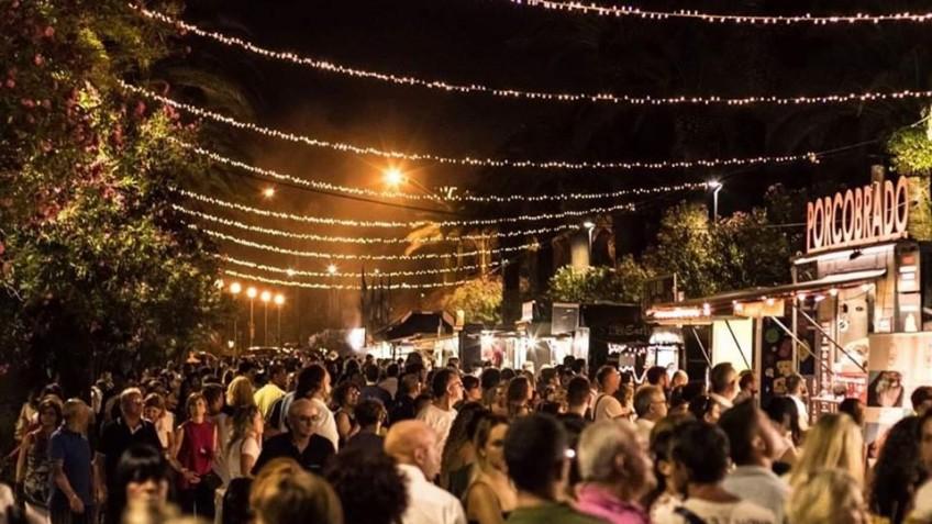 San Beach Street Food Festival