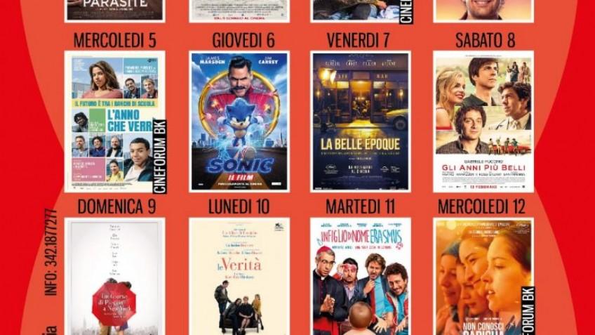 cinema da amare locandina 2
