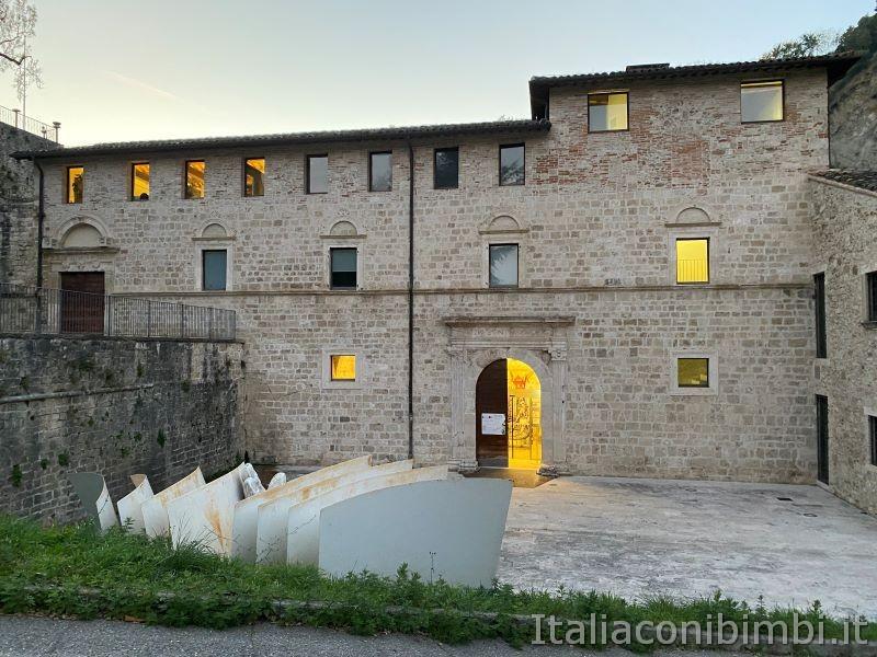 Musei della cartiera papale Ascoli Piceno