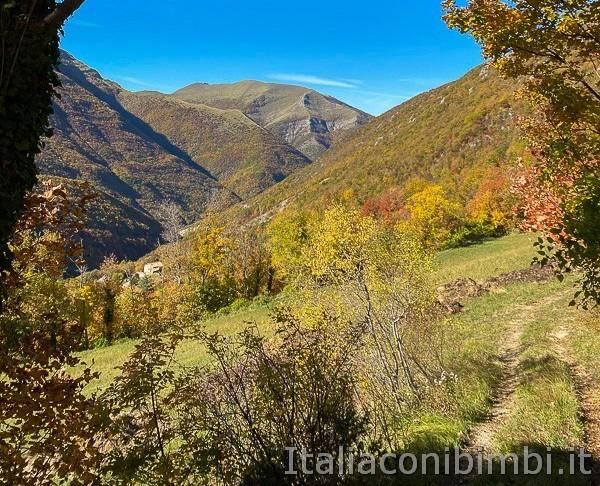 Sibillini-autunno 2