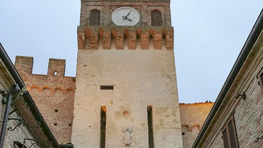 Gradara- castello